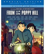 From Up on Poppy Hill [Blu-ray+DVD] (2001) New - $13.95