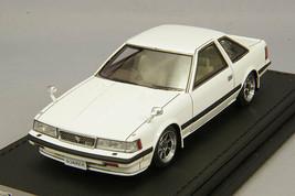 Ignition Model IG1391 1/43 Toyota Soarer 2800GT (Z10) White Resin from Japan New - $262.24