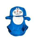 NACOCO Pet Cartoon Doraemon Costume Dog Cute Cosplay Apparel With Hoodies  - $14.68