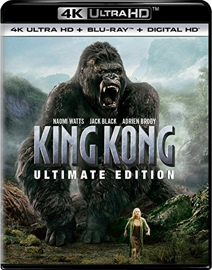 King Kong (4K Ultra HD+Blu-ray+Digital)