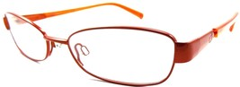 Calvin Klein CK 5149 810 Women's Eyeglasses Frames 51-16-135 Satin Orange - $17.50
