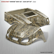 Doubletake Club Car DS Spartan Golf Cart Camo Body Cowl Set  Includes Li... - $700.69