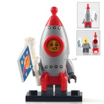 Rocket Boy Lego Toys Minifigure - $3.25