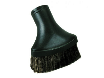 "Primary image for Fit All 1.25"" Vacuum Cleaner Deluxe Oval Horse Hair Dust Brush Black 1 1/4 Vac"