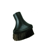 """Fit All 1.25"""" Vacuum Cleaner Deluxe Oval Horse Hair Dust Brush Black 1 1... - $9.75"""