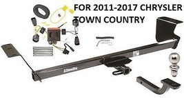 2011-2017 Chrysler Town Country Complete Class Ii Trailer Hitch Kit By DRAW-TITE - $229.99