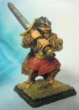 Dungeons & Dragons Miniature Savage Barbarian Warrior !! s89 - $24.00