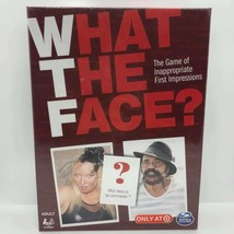 What The Face? - The Game of Inappropriate First Impressions - Adult Board Game - $15.99