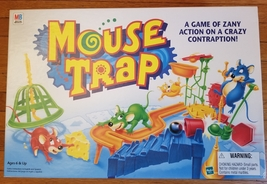 MOUSE TRAP MOUSETRAP GAME 1999 MILTON BRADLEY HASBRO COMPLETE - $30.00