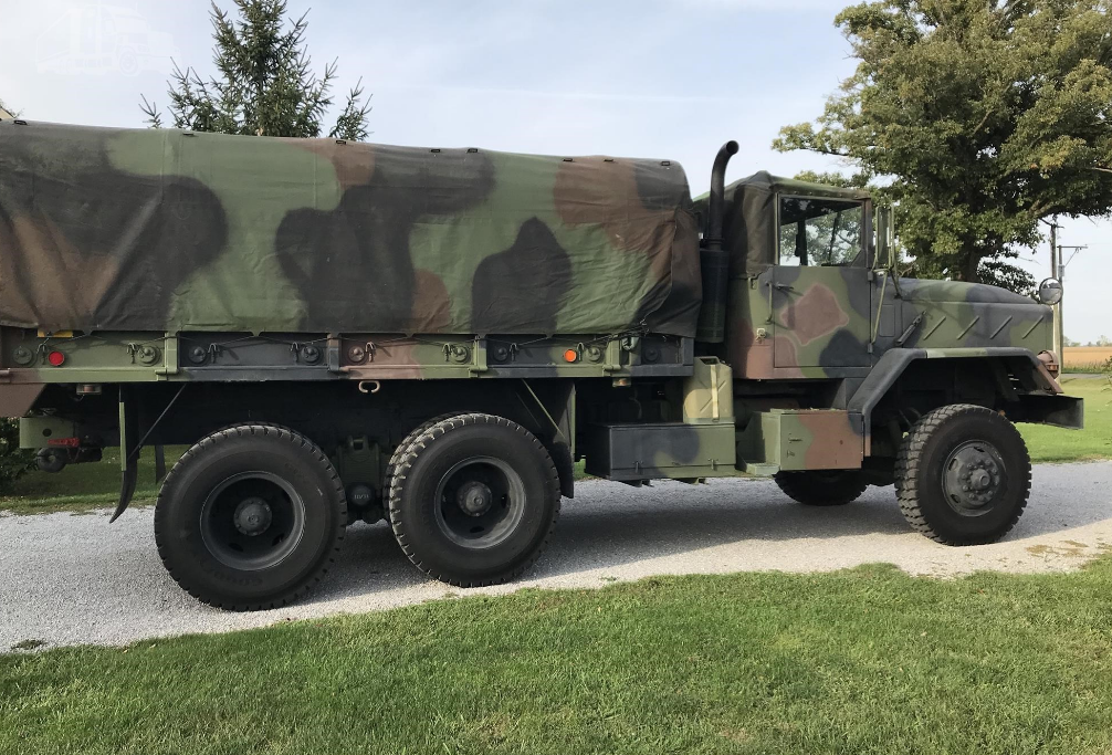 1984 AM GENERAL M923 For Sale In Woodburn IN 46797