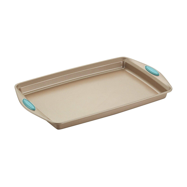 Set Bakeware Nonstick Piece Non Stick Pan Baking Oven Cake New Cookie Pans Sheet
