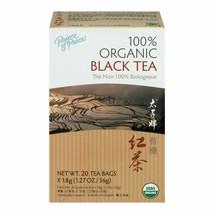 Prince Of Peace Organic Black Tea 20 Bag, 0.02 Pound - $6.51