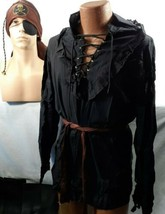 Pirates of the Seven Seas Men's Halloween Costume Size XL 40-42 Swashbuc... - $15.35