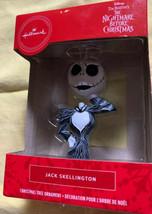 Hallmark Jack Skellington Ornament 2018 The Nightmare Before Christmas 2... - $15.83