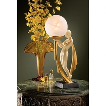 The Desire Art Deco Lighted Sculpture - $99.26