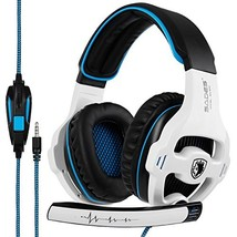SADES SA810 Xbox one PS4 Stereo Gaming Headset with Mic &Noise Cancelling - $37.27
