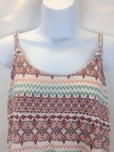 Express Multi-color High Low Top Cami Size Large image 3