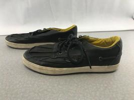 Polo Ralph Lauren Tie Up Boat Shoes Mens Size 8 Ramiro  KG RR22 - $19.80