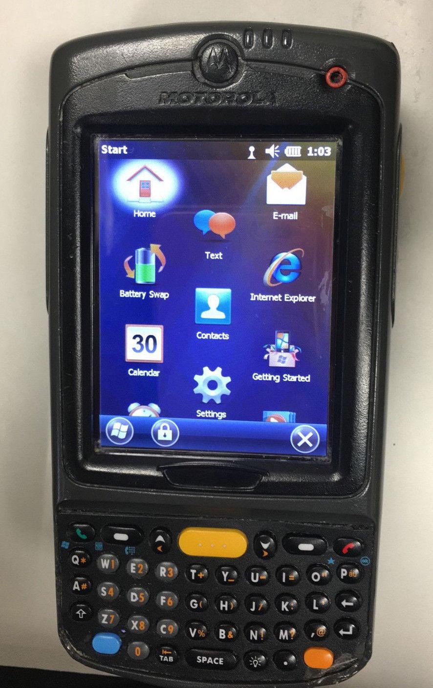 Motorola Symbol Pocket PC Barcode Scanner and 35 similar items