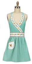 Kay Dee Designs Autumn Friends Hostess Apron Cotton Kitchen Fall - $29.99