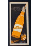 1958 Nesbitts Orange Soda Pop Soft Drink Ad Nesbitt's!! - $8.70