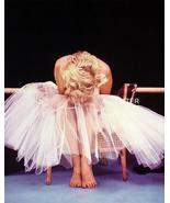 Marilyn Monroe Old Print Barefoot in Ballerina Dress! - $5.77