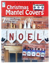 Christmas Mantel Covers Quilting 141176 White Birches Quilt Patterns Pro... - $4.00