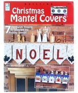 Christmas Mantel Covers Quilting 141176 White Birches Quilt Patterns Pro... - $3.00