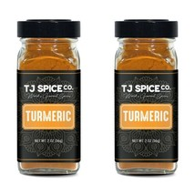 TJ Spices Ground Turmeric (2 Pack) - $13.85