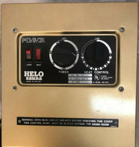 Helo Sauna control panel Unit Type MA-3T Made In Finland - $197.99