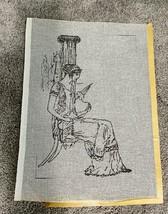 "Vintage Happy Hooker on Belmont Needlepoint 16 1/2 x 12"" Canvas Tapestry... - $34.65"