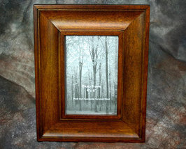Classic Exquisite Wood Picture Frame 4x6 - $11.99