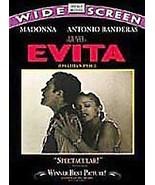 Golden Globe Best Actress Song Picture EVITA Antonio Banderas Madonna Ev... - $4.90