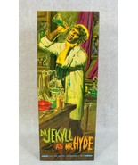 MOEBIUS DR JEKYLL AS MR HYDE MONSTER HORROR MODEL KIT! NEW! AURORA - $49.49