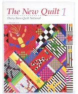 New Quilt 1 Quilt National 1991 Contemporary Design Patterns Dairy Barn ... - $5.00