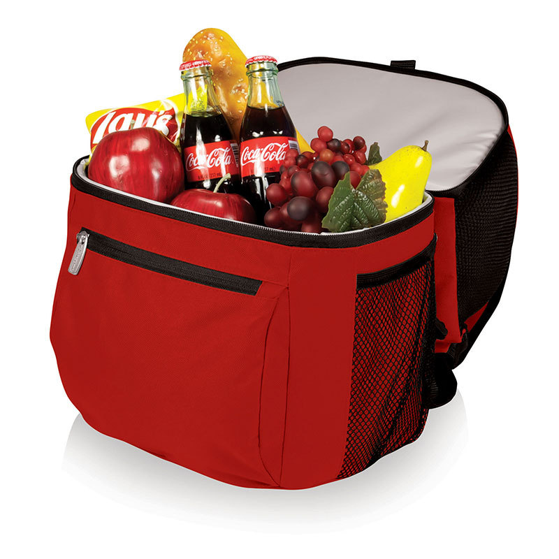 Zuma Backpack Cooler - Red