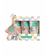 Heathcote & Ivory Vintage & Co Bonnets & Belles Mini Hand Creams Set - $17.60