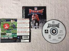 NFL Xtreme (Sony PlayStation 1, 1998) - $8.41