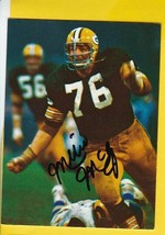 MIKE McCOY AUTOGRAPHED CINEMARK CARD 3 INCH X 4 INCH GREEN BAY PACKERS  - £4.27 GBP