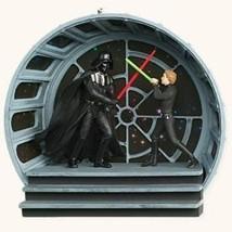 The Final Confrontation Star Wars Return of the Jedi 2008 Hallmark Ornament - $49.04
