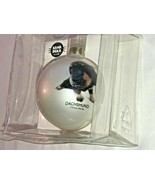 Dachshund Collectible Glass Christmas Tree Ornament Unused in Package - $21.24