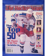 NHL Hockey News Magazine Collectors Issue Wayne Gretzky the Top 50 Players - $14.99