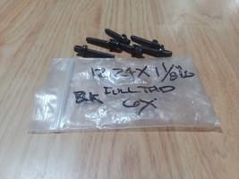 "Standard Tension Rod [12-24x1-1/8""] Snare Floor Tom SL29 (QTY: 6 * BLACK... - $8.99"