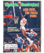 Sports Illustrated Ralph Sampson 1981 NCAA Final Four Danny Ainge Basket... - $5.00