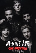 One Direction Who We Are Our Official Autobiography by One Direction Book - $8.90
