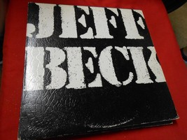 Great Vintage LP Record- JEFF BECK - $8.50
