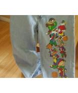 Vintage - Looney Tunes Space Jam Jeans - $200.00