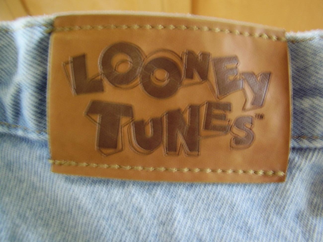 Vintage - Looney Tunes Space Jam Jeans image 5
