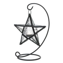 Star Candle Lantern, Decorative Outdoor Star Lantern Light For Candle - $23.13