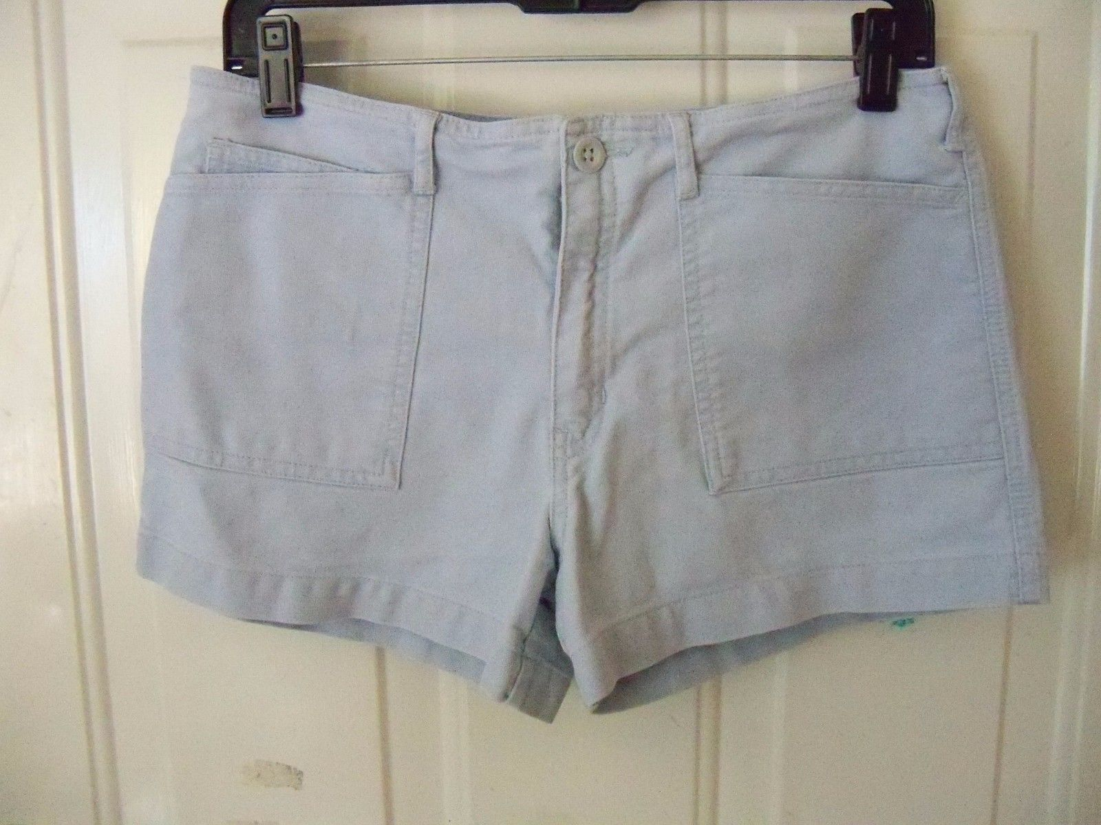 Primary image for Abercrombie Light Blue Shorts Size 16 Women's EUC